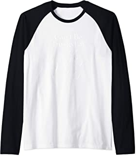 Can't be Trusted At Hobby Lobby Fun Craft Lover Funny Gift Raglan Baseball Tee