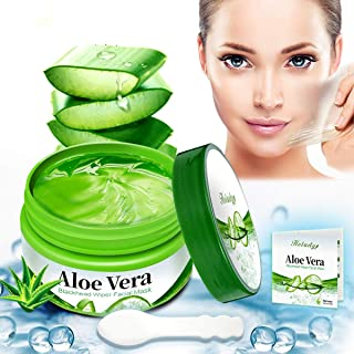 Aloe Vera Peel Off Blackhead Remover Mask-Facial Mask-Peel off Face Masks-Aloe Vera Extract Facial Mask- Oil Control - Fac...