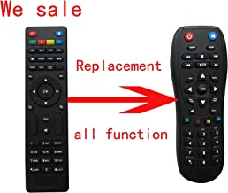 Universal Replacement Remote Control Fit For WD Western Digital WDBACB0010HBK WDBACB0020HBK Elements Play Video Recorder WDTV HDTV Live HD TV Media Player