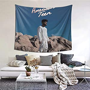 RobinEllis Khalid Tapestry Wall Mounted Tapestry Wall Blanket Wall Art Living Room Bedroom Home Carpet Bedroom Dorm Decor