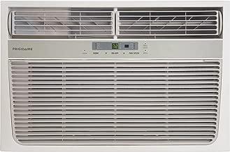 FRIGIDAIRE FFRH11L2R1 11,000 BTU 115V Heat/Cool Window Air Conditioner with Remote Control, White