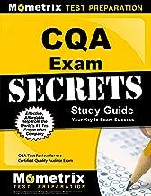 CQA Exam Secrets Study Guide: CQA Test Review for the Certified Quality Auditor Exam
