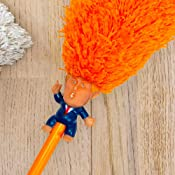 Mr President - Duster - Soft Cleaning Brush - Donald Trump