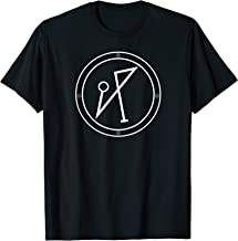 Archangel Michael Sigil PROTECTION COURAGE T-shirt