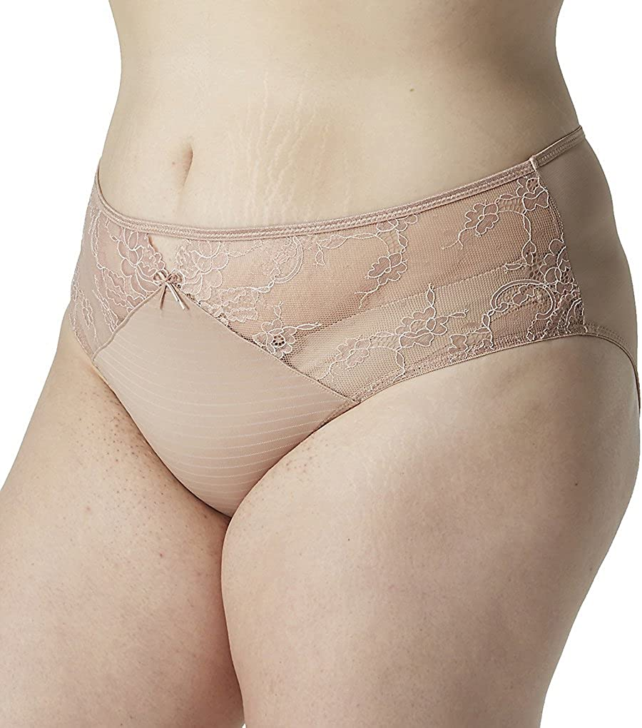 Ashley Large special price Graham Basic Hi Cut 401432 It is very popular Panty Brief Size Plus