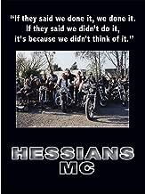 Best the hessians mc Reviews