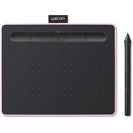 Tablet Wacom Intuos M con Bluetooth, tableta gráfica inalámbrica para pintar, esbozar y retocar fotografías con 5 versiones de software creativo para ...