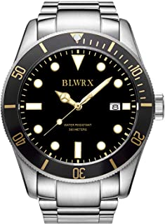 45mm Men's Japanese Automatic 300m Diver Stainless Steel Watch(New Product Promotion)