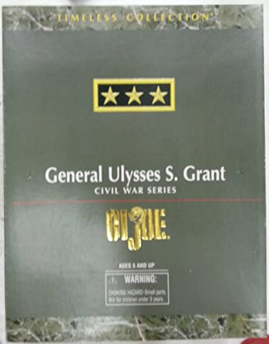 GI Joe Timeless Collection General Ulysses S. Grünt by Hasbro (English Manual)