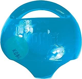 KONG – Jumblerª Ball – Interactive Fetch Dog Toy with Tennis Ball –..