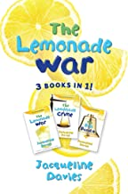 The Lemonade War Three Books in One: The Lemonade War, The Lemonade Crime, The Bell Bandit (The Lemonade War Series)