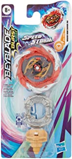 BEYBLADE Burst Surge Speedstorm Brave Roktavor R6 Spinning Top Single Pack -- Stamina Type Battling Game Top, Toy for Kids...