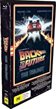 Back to the Future Trilogy (Limited Edition VHS Case) (Back to the Future/Back to the Future: Part II/Back to the Future: ...