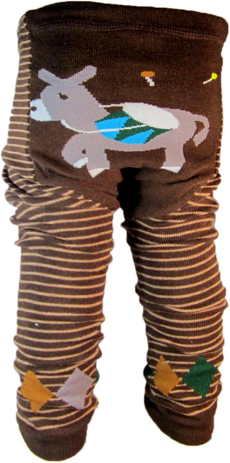 Yokimaz Baby Toddler Boys Girls Cute Infant Animal Tights PP Pants PB