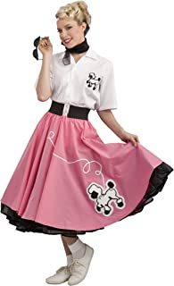 Rubie's Costume 1950s Poodle Skirt Costume