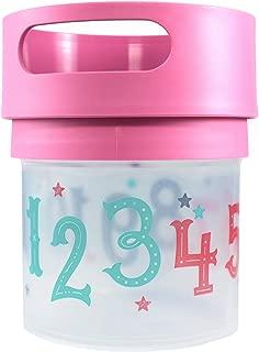 Munchie Mug Snack Cup 12 Oz Pink