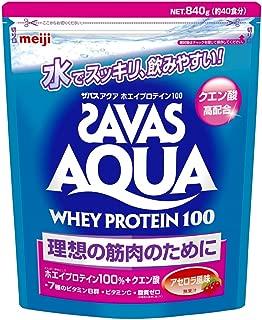 Zabasu Aqua Whey Protein 100 Acerola Flavor [40] 840g Servings