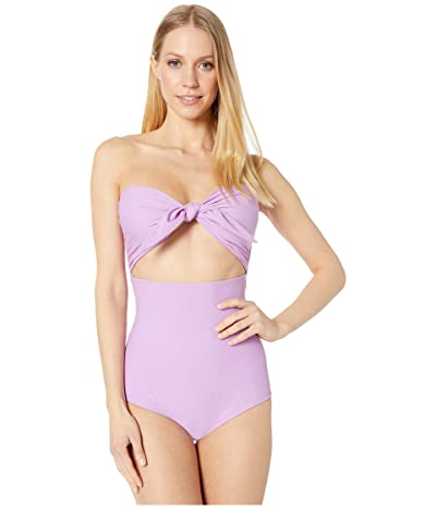 MIKOH SWIMWEAR Lana 2 One-Piece (Poi) Women