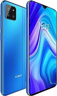 "CUBOT X20 4G Android 9.0 Teléfono Movil Libre Pantalla 6,3"" FHD+, AI Triple Cámara Trasera,Dual Sim,Face ID,Huella Dectila..."