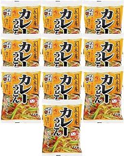 五木食品 五木庵カレーうどん 225g ×10個