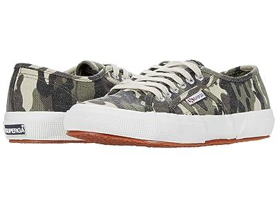 Superga 2750 Cotcamofan Sneaker (Camoflage) Women