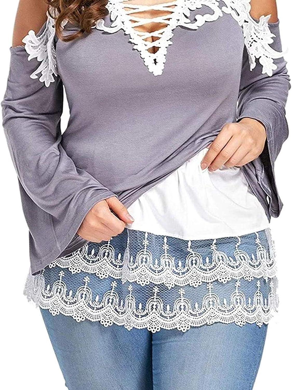 Women 's Shirt Extender Adjustable Louisville-Jefferson County Mall Layered Top Sweep Lower Elegant Fake