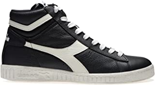 Diadora Game L High Waxed Sneakers, Sneaker Uomo, 15 EU