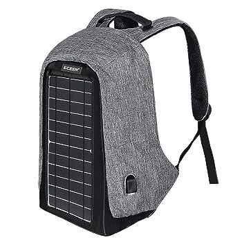 ECEEN High Efficiency Solar Backpack