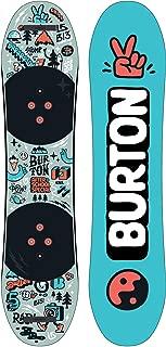 Burton After School Special Snowboard w/Bindings Kid's
