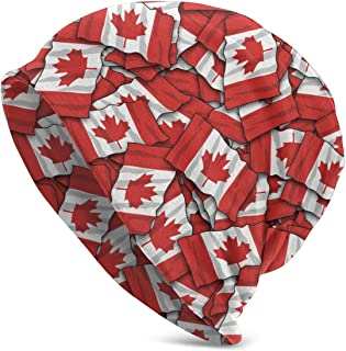 canadian flag knitting pattern