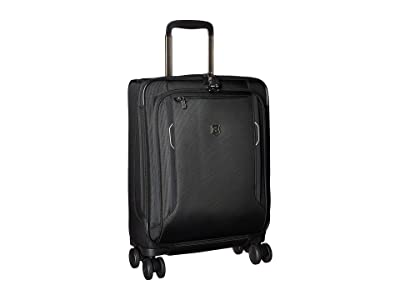 Victorinox Werks Traveler 6.0 Global Softside Carry-On (Black) Carry on Luggage