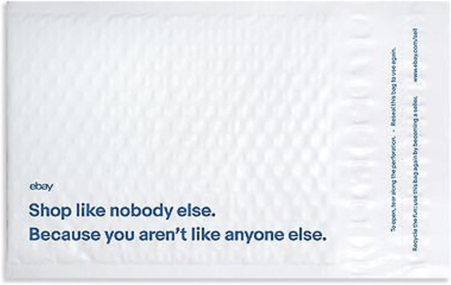 """18  Branded Airjacket Envelopes Padded Poly Mailers 9.5/"""" x 13.25/"""""""