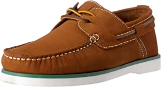 Brando Men's Sol Boat Shoes
