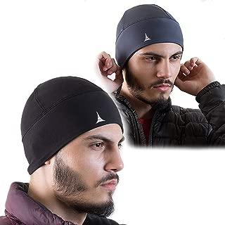 Helmet Liner Skull Cap Beanie. Ultimate Thermal Retention and Performance Moisture Wicking. Fits Under Helmets