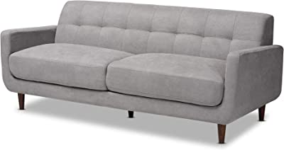 Amazon.com: Blue Velvet Sofa | EICHHOLTZ Monterey | Midnight ...