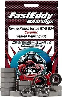 Tamiya Xanavi Nismo GT-R R34 (TB-02) Ceramic Sealed Bearing Kit
