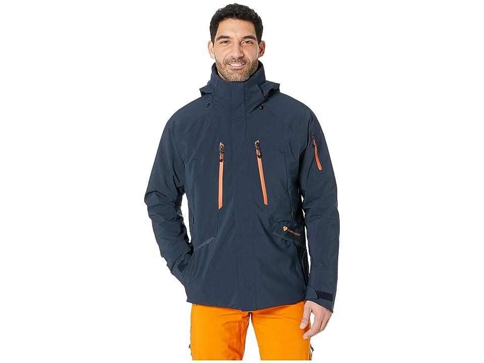 Obermeyer Troika System Jacket (Nocturnal Blue) Men