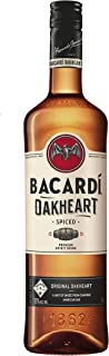 Bacardi Oakheart Spiced Rumspirituose 1 x 1 l