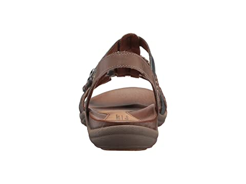 Multi Strap Rubey Collection Khaki T Hill Black Hill LeatherNew MultiTan Cobb Rockport Cobb 01Xw77