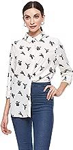برايف سول قميص ابيض قبة قميص -نساء