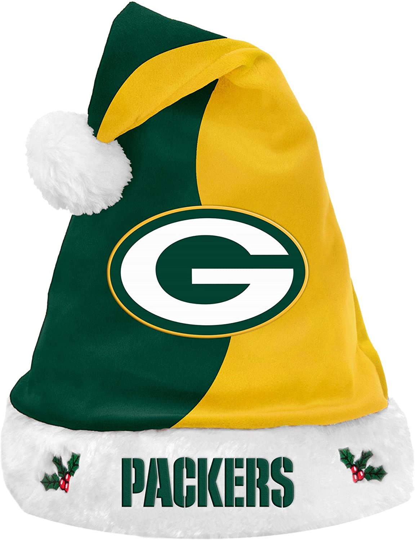 Green Bay Packers 2015 Basic Santa Hat