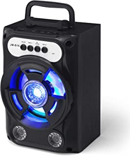 $59 » Wireless Bluetooth Portable Speaker Outdoor IPX7 Water Resistance HiFi Subwoofer Portable Audio Support Bluetooth