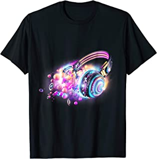 Sound Activated Glow Shirts Light up Equalizer