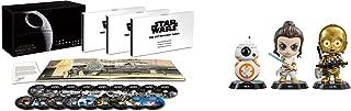 【Amazon.co.jp限定】スター・ウォーズ スカイウォーカー・サーガ 4K UHD コンプリートBOX(HOTTOYSコラボレーション企画 オリジナルコスベイビー付き<REY,C-3PO,BB-8>) [4K ULTRA HD+ブルーレイ] [Blu-ray]