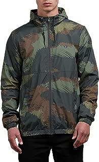 volcom arlo windbreaker jacket