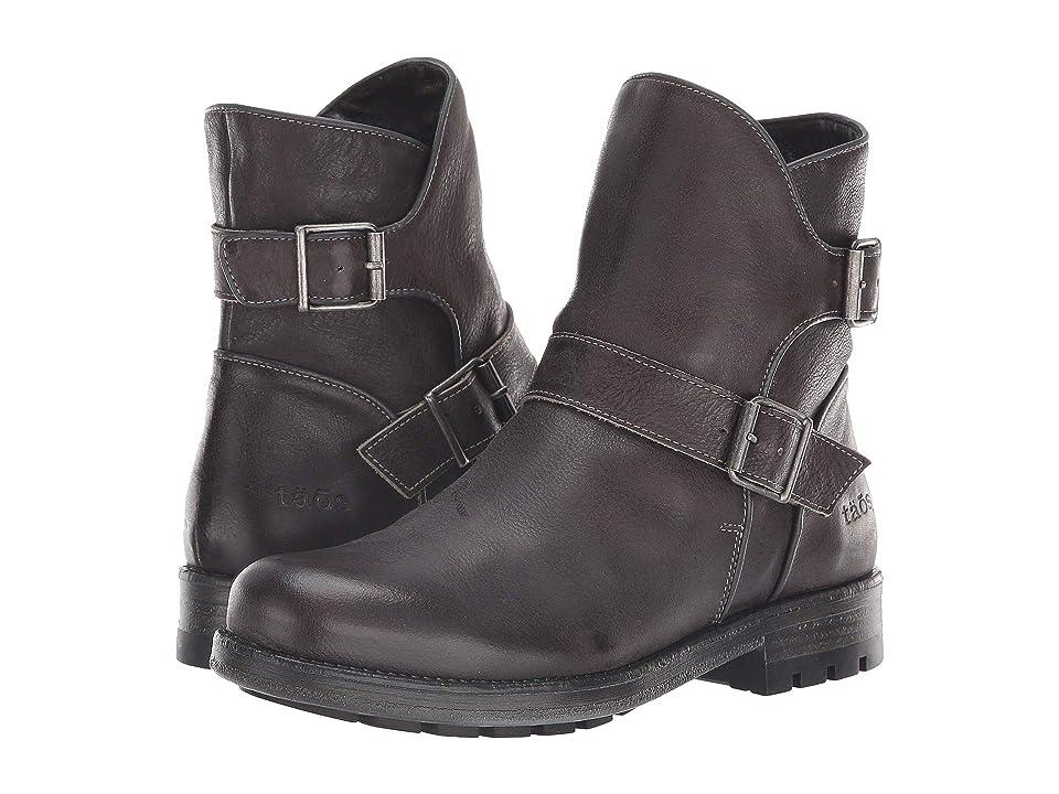 Taos Footwear Outlaw (Grey) Women