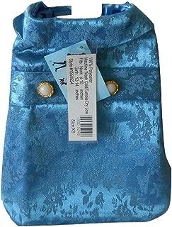 The Fifth Avenue Pet Collection Blue Fancy Cape - Size XS