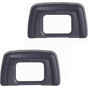 DK-21 Rubber EyeCup Eyepiece For NIKON D7000 D300 D200 D70s D50 D90 D100 vb J7