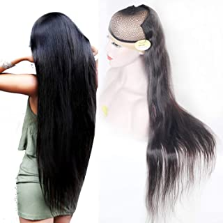 Clip In Human Hair Extension 34Inch 100% Remi Virgin Top Hair Quality, Extra Smooth, No Tangle Can By Curly/Straight/Bleach/Dye By Ritzkart