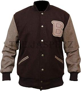 Mens Hotline Miami Appealing Flight/Bomber Woolen Jacket for Men